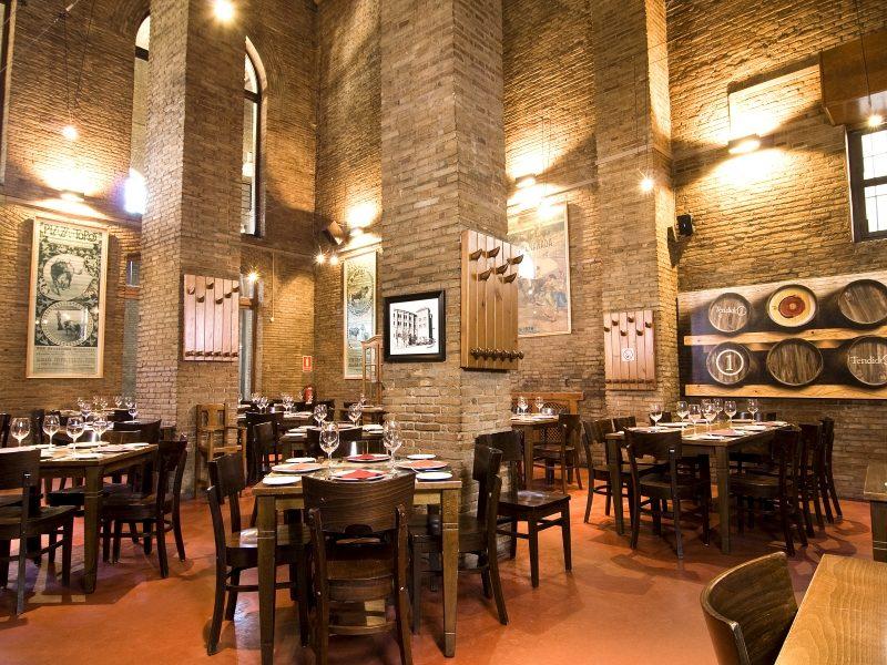 Restaurante Tendido 1