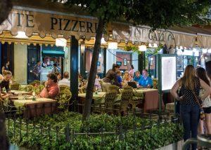 Restaurante Gallio en Granada
