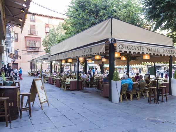 Gallio en Granada