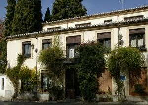 Hotel América, Granada