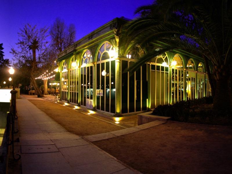 Kiosko Las Titas en Granada