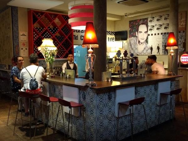 El Bar de Fede, Granada