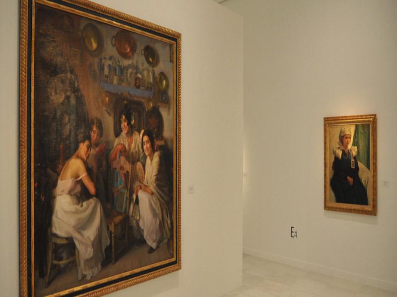 Exposición Colección CajaGranada