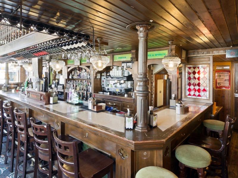 Restaurante Gallagher's Irish Tavern