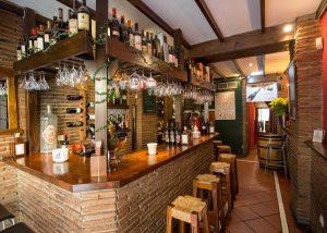 Restaurante Pacurri en Granada