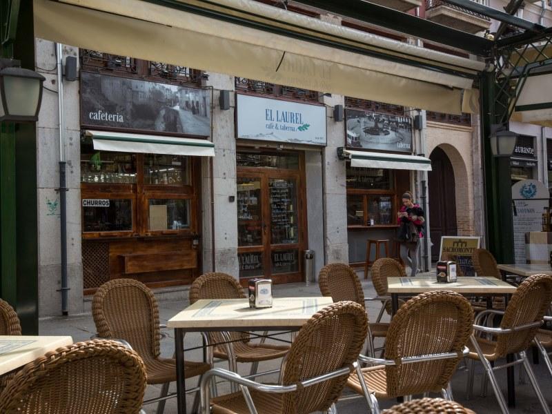 Taberna El Laurel en Granada
